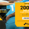 England to Win the World Cup 200/1 Enhanced with Betfair